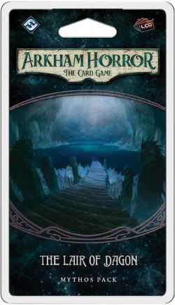 ARKHAM HORROR : THE CARD GAME -  THE LAIR OF DAGON (ENGLISH) -  THE INNSMOUTH CONSPIRACY 6