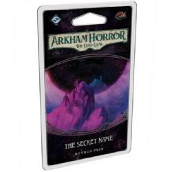 ARKHAM HORROR : THE CARD GAME -  THE SECRET NAME - MYTHOS PACK (ENGLISH)