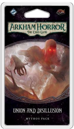 ARKHAM HORROR : THE CARD GAME -  UNION AND DISILLUSION (ENGLISH)