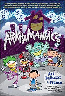 ARKHAMANIACS -  TP
