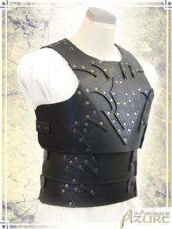 ARMORS -  DARK ARMOR - CHEST - BLACK (LARGE)