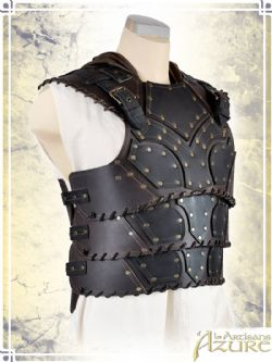 ARMORS -  MARAUDEUR ARMOR - BLACK (MEDIUM)