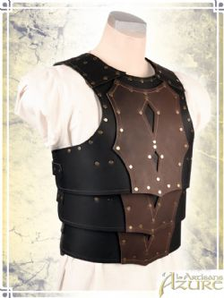 ARMORS -  MERCYNAIRY ARMOR - BROWN/BLACK (LARGE)
