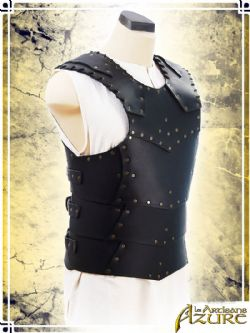 ARMORS -  SCOUT ARMOR - BLACK (LARGE)