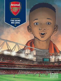ARSENAL -  THE GAME WE LOVE 01