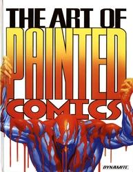 ART OF PAINTED COMICS -  ART OF PAINTED COMICS HC
