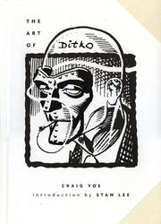 ART OF STEVE DITKO HC NEW EDITION