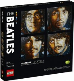 ART -  THE BEATLES (2933 PIECES) 31198