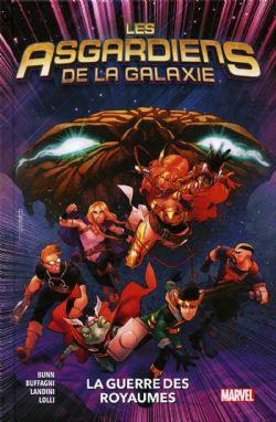 ASGARDIENS DE LA GALAXIE, LES -  LA GUERRE DES ROYAUMES 02