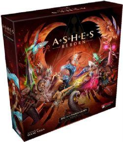 ASHES REBORN -  RISE OF THE PHOENIXBORN (ENGLISH) -  MASTER SET