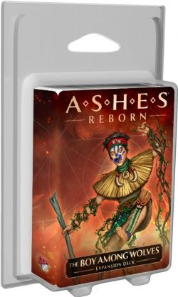 ASHES REBORN -  THE BOY AMONG WOLVES (ENGLISH) -  EXPANSION DECK