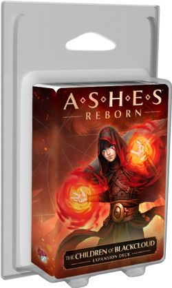 ASHES REBORN -  THE CHILDREN OF BLACKCLOUD (ENGLISH) -  EXPANSION DECK