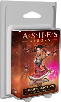 ASHES REBORN -  THE DUCHESS OF DECEPTION (ENGLISH) -  EXPANSION DECK