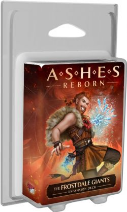 ASHES REBORN -  THE FROSTDALE GIANTS (ENGLISH) -  EXPANSION DECK