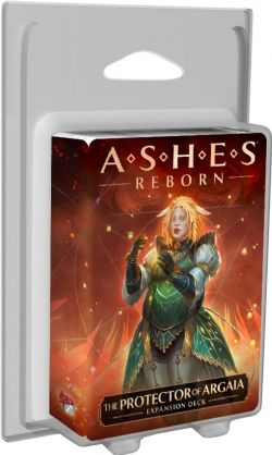ASHES REBORN -  THE PROTECTOR OF ARGAIA (ENGLISH) -  EXPANSION DECK