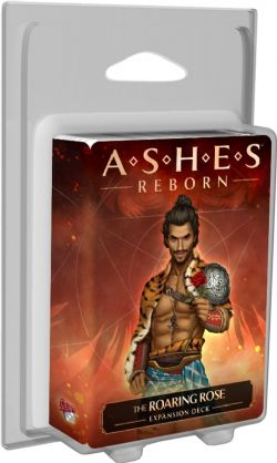 ASHES REBORN -  THE ROARING ROSE (ENGLISH) -  EXPANSION DECK