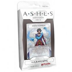 ASHES -  THE GRAVE KING (ENGLISH)