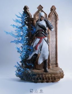 ASSASSIN'S CREED -  ANIMUS ALTAIR 1:4 SCALE HIGH-END STATUE