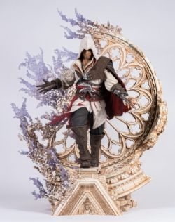 ASSASSIN'S CREED -  ANIMUS EZIO 1:4 SCALE HIGH-END STATUE