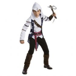 ASSASSIN'S CREED -  CONNOR COSTUME (TEEN)