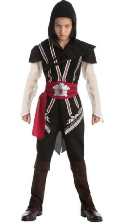 ASSASSIN'S CREED -  EZIO COSTUME (TEEN)