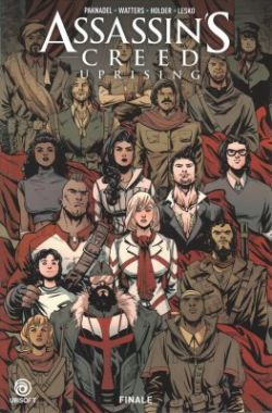 ASSASSIN'S CREED -  FINALE TP -  UPRISING 03