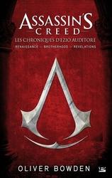 ASSASSIN'S CREED -  LES CHRONIQUES D'EZIO AUDITORE 01
