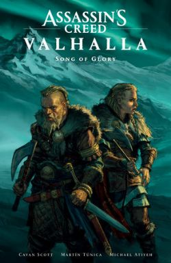 ASSASSIN'S CREED -  SONG OF GLORY HC -  VALHALLA