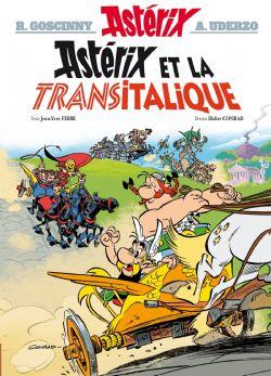 ASTERIX -  ASTÉRIX ET LA TRANSITALIQUE 37