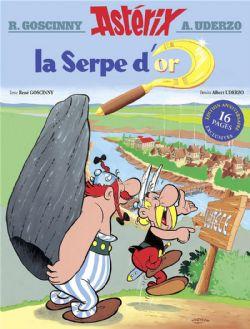 ASTERIX -  LA SERPE D'OR (ÉDITION ANNIVERSAIRE 2020) 02