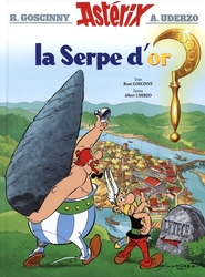 ASTERIX -  LA SERPE D'OR 02