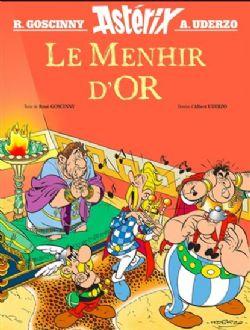 ASTERIX -  LE MENHIR D'OR