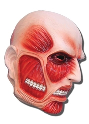 ATTACK ON TITAN -  COLOSSAL TITAN MASK