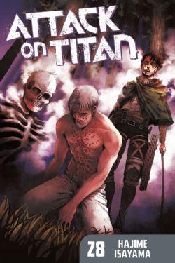 ATTACK ON TITAN -  (ENGLISH V.) 28