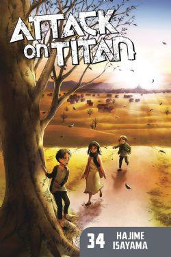 ATTACK ON TITAN -  (ENGLISH V.) 34