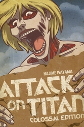 ATTACK ON TITAN -  OMNIBUS - COLOSSAL EDITION (ENGLISH V.) 02