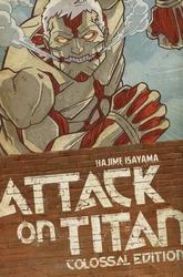 ATTACK ON TITAN -  OMNIBUS - COLOSSAL EDITION (ENGLISH V.) 03