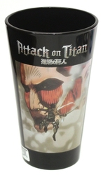 ATTACK ON TITAN -  PINT GLASS