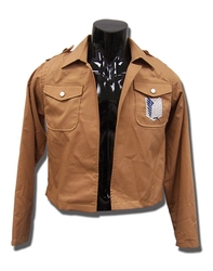ATTACK ON TITAN -  SCOUT REGIMENT JACKET