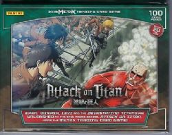 ATTACK ON TITAN -  STARTER DECK (P100)