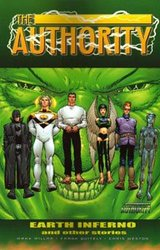 AUTHORITY, THE -  EARTH INFERNO & OTHER STORIES TP 03