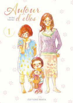 AUTOURS D'ELLES -  (FRENCH V.) 01