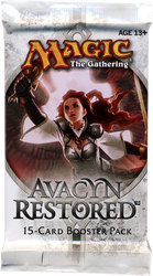 AVACYN RESTORED -  BOOSTER PACK (P15/B36)