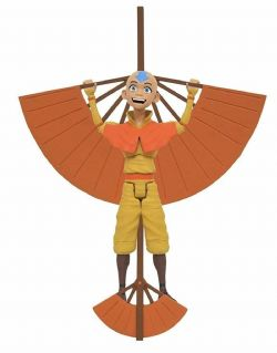 AVATAR THE LAST AIRBENDER -  AANG ACTION FIGURE (7INCHES)
