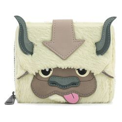 AVATAR THE LAST AIRBENDER -  APPA WALLET -  LOUNGEFLY
