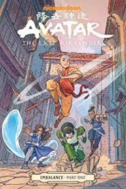 AVATAR - THE LAST AIRBENDER -  IMBALANCE TP -  PART ONE 14