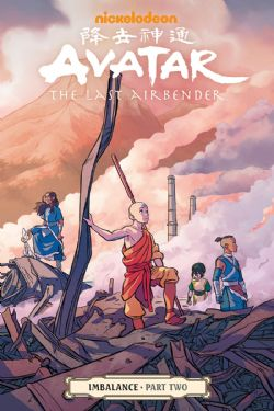 AVATAR - THE LAST AIRBENDER -  IMBALANCE TP -  PART TWO 17