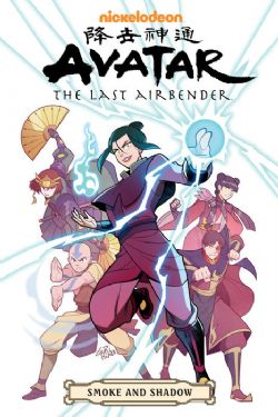 AVATAR - THE LAST AIRBENDER -  SMOKE AND SHADOW TP