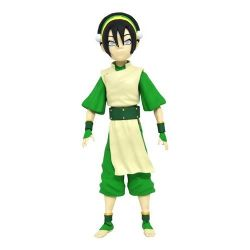 AVATAR THE LAST AIRBENDER -  TOPH ACTION FIGURE (7