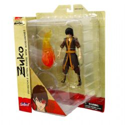 AVATAR THE LAST AIRBENDER -  ZUKO ACTION FIGURE (7INCHES)